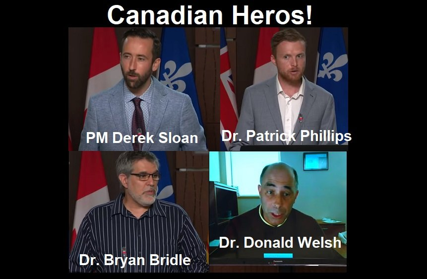 Canadian Doctor: 62% of Patients Vaccinated for COVID Have Permanent Heart Damage Candian-Heros