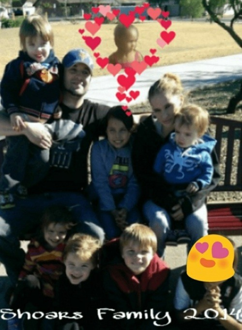 Edited Shoars Family 2014