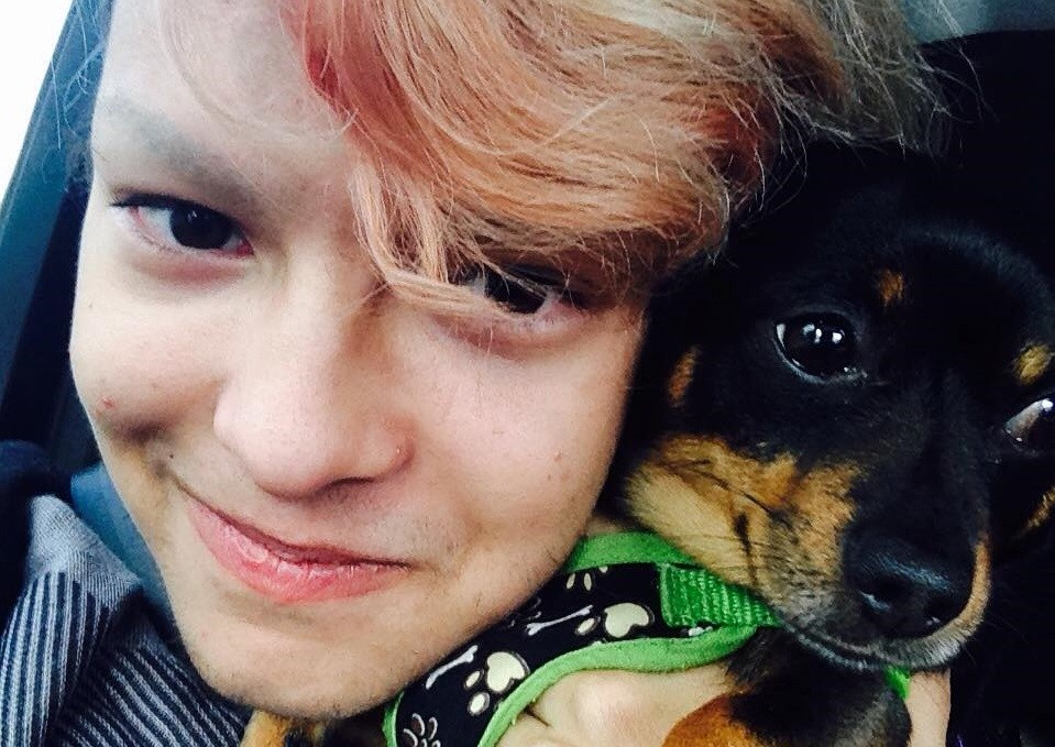 Marcky-and-his-dog2