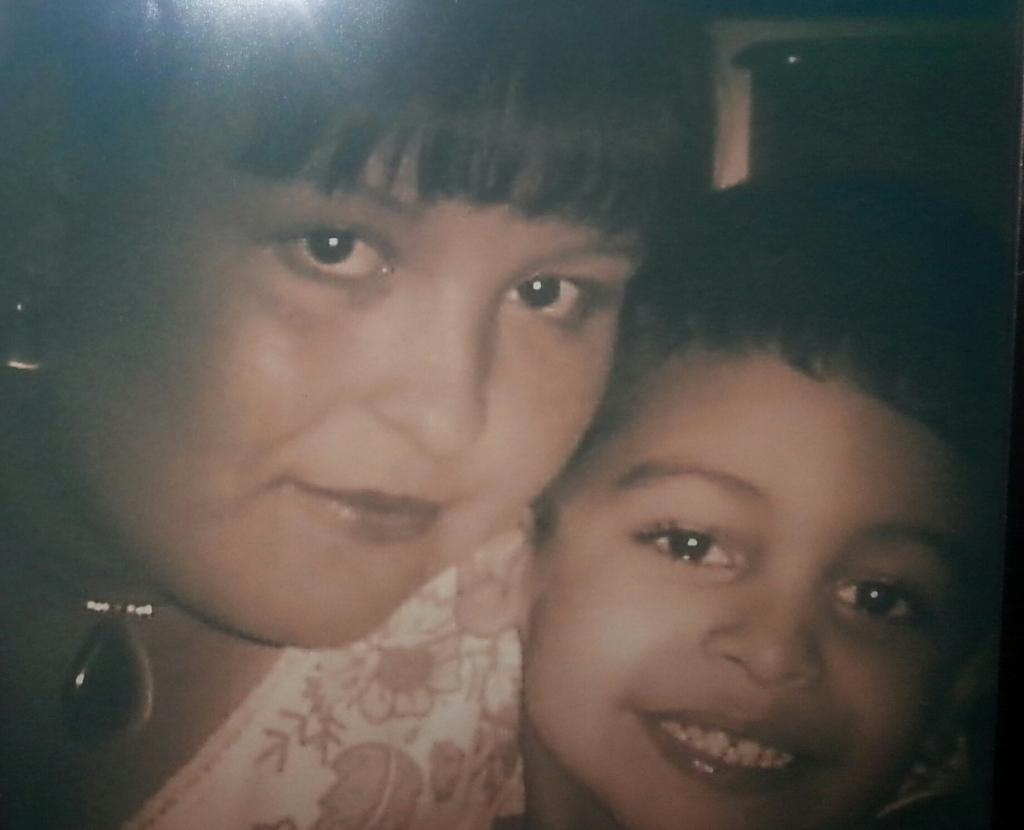 Amanda and son