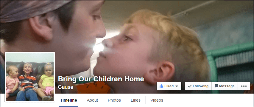Mehtas Facebook page