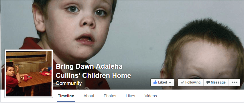Dawn Cullins FB page