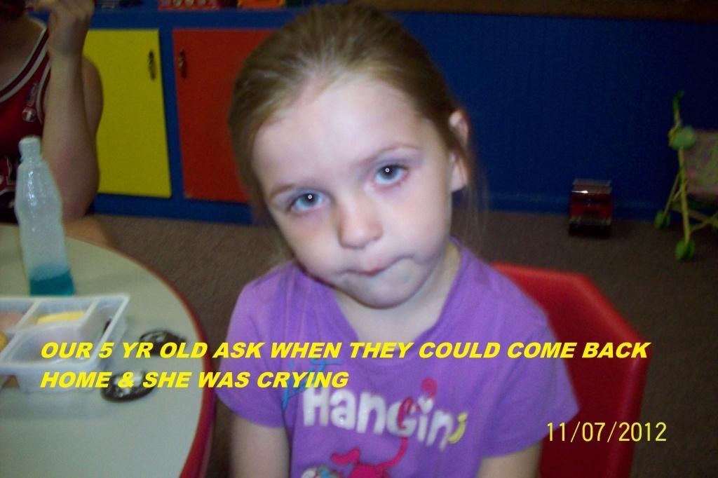 Kathy B 5 year old