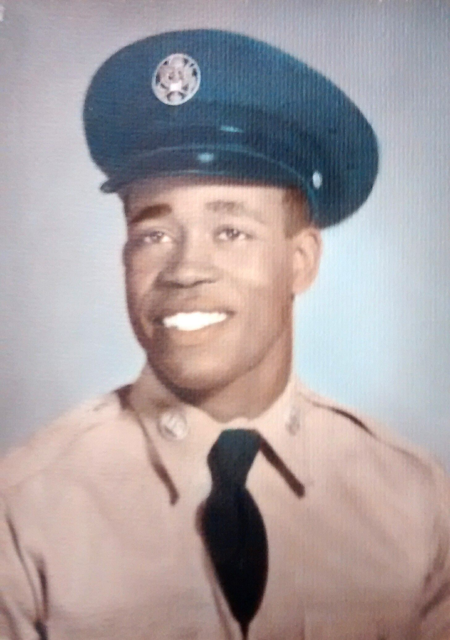 Air Force Pilot Julius Regular circa 1950s. Image supplied by family.