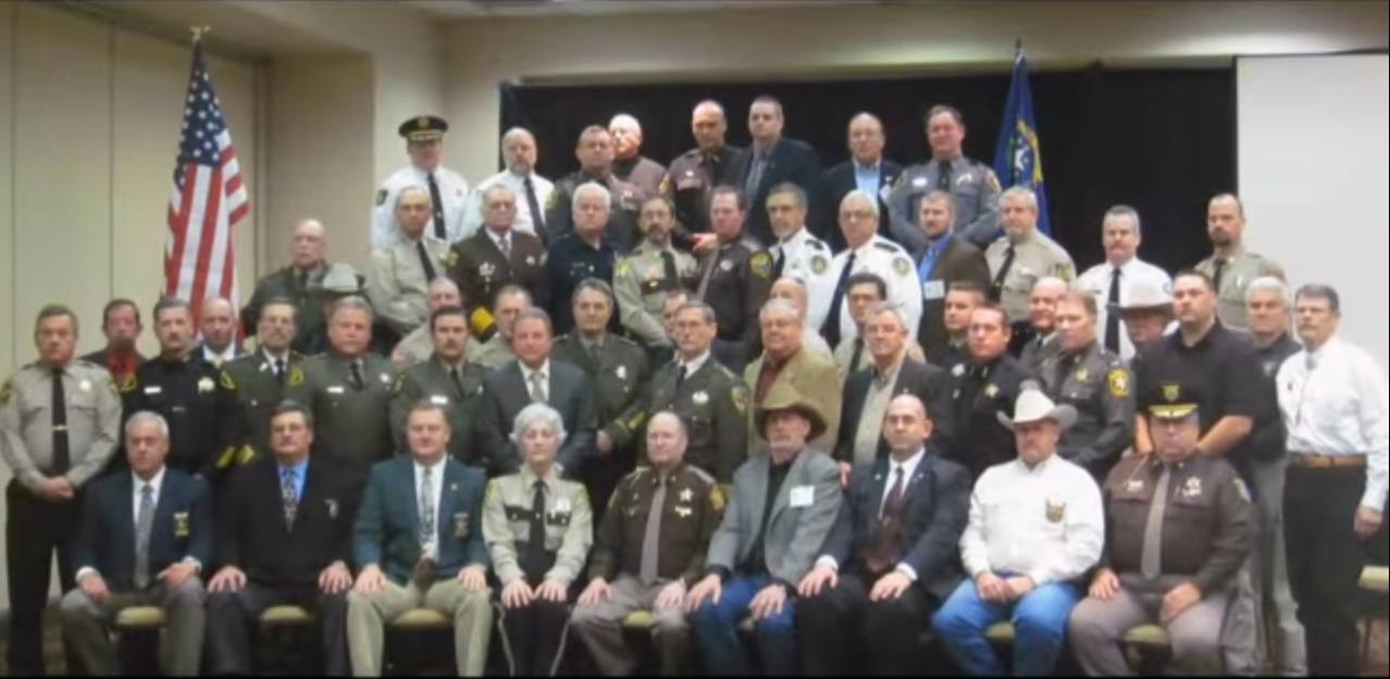 Are Constitutional Sheriffs America's Hope to Ending Child