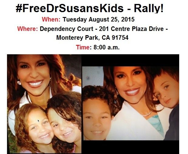 Dr-Susan-Free-Children-Rally