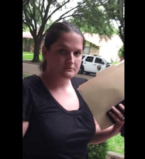 Rembis social worker Jennifer Matthews