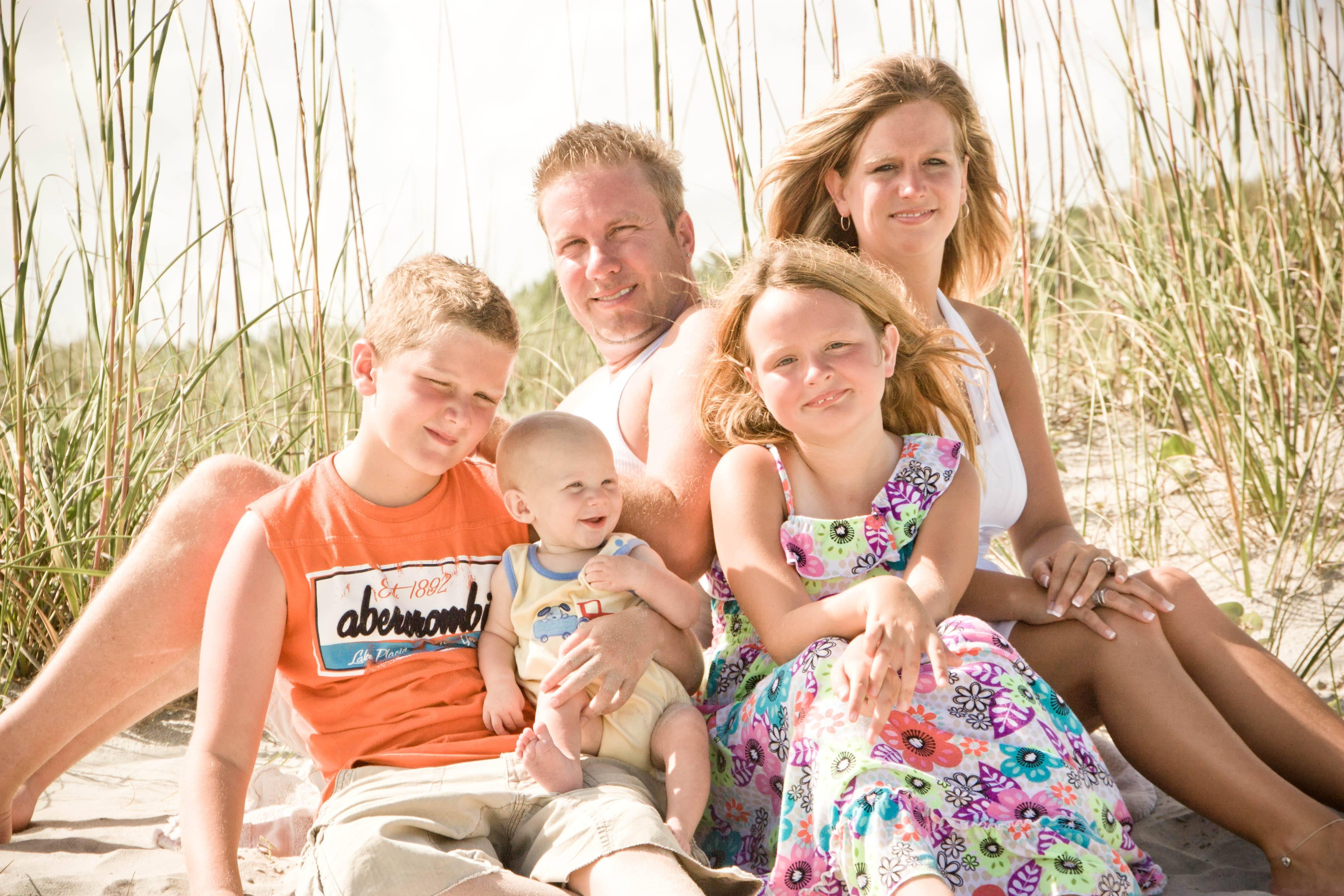 Whitaker family-1