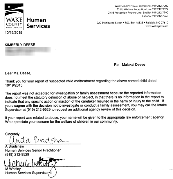 Malakai-letter-where-CPS-refuses-to-investigate-e1446879100270 Cps Letter Template on paul vallas, investigator reference, requesting meeting, case is closed unsubstantiated, need for inpatient,