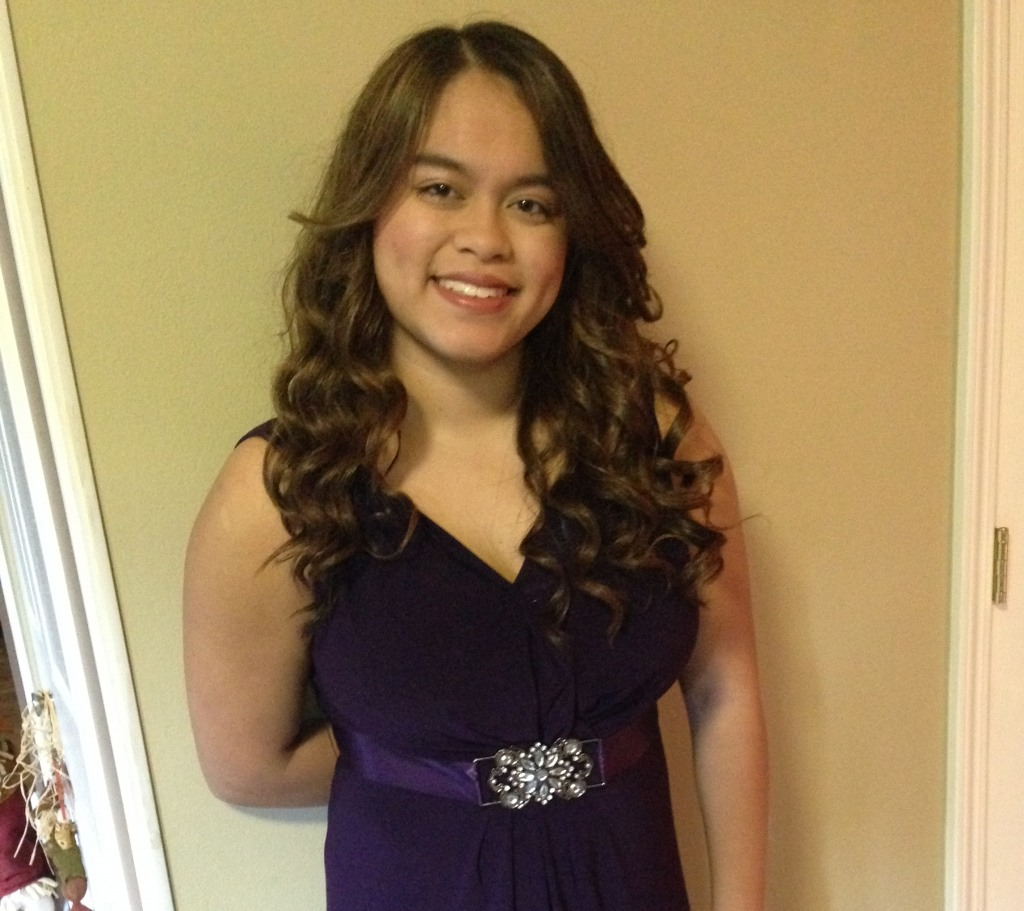 Leiani prom maybe