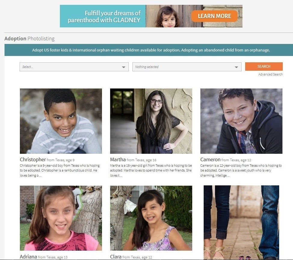 Adoption: Child Kidnapping And Trafficking: A Lucrative U.S