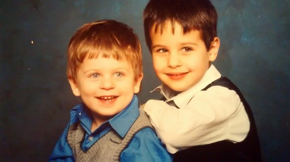 2 older boys