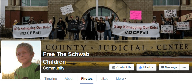 Free the Schwab Children Facebook page