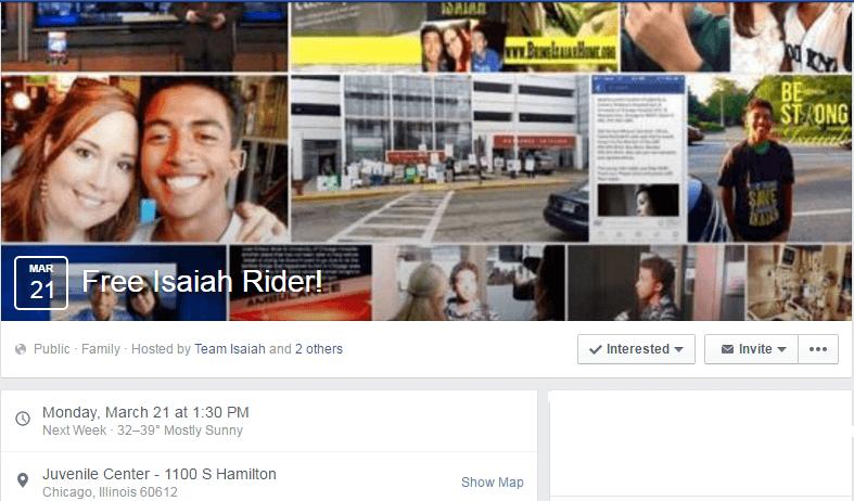 Isaiah Rider event 3 2016