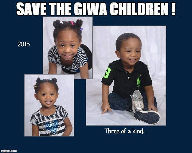 Giwa children