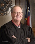 140th District Court - Honorable Jim Bob Darnell. Image from website.