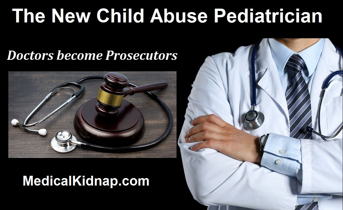 The New Child Abuse Pediatrician eBook Cover