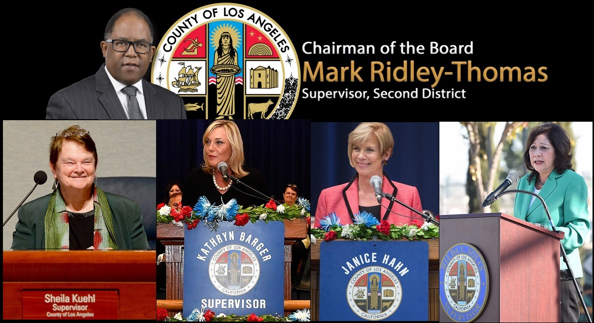 LA County Supervisors