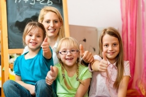 mother-homeschooling-daughters-300x200