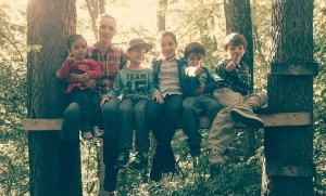 Camden and family trees
