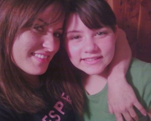 Makayla and mom