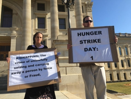 Schwab-Hunger-Strike-Day-1