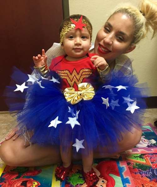 Aniya Wonder Woman costume2