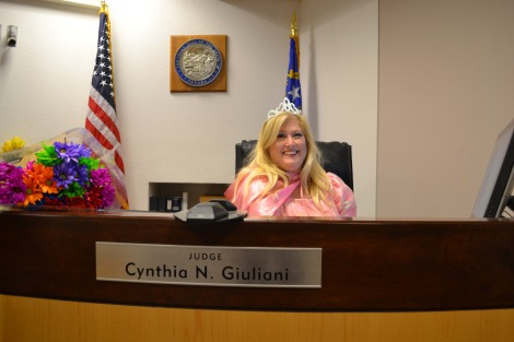Judge Cynthia Giuliani
