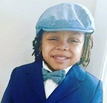 Malik age 5