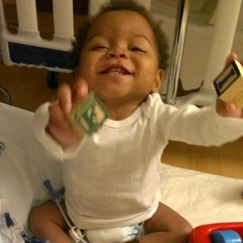 Malik in hospital