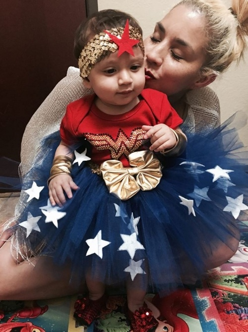 Aniya Wonder Woman costume