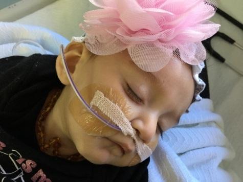 Aniya in hospital