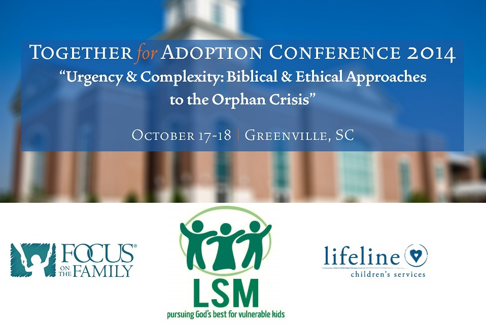 Christian adoption conference