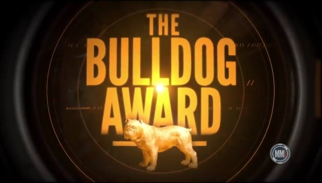 Bulldog award
