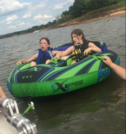 Searcy innertube ride