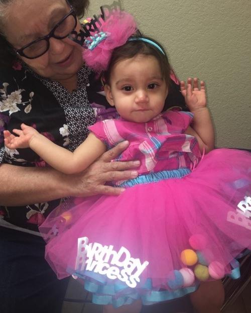 Aniya-1st-birthday-sick
