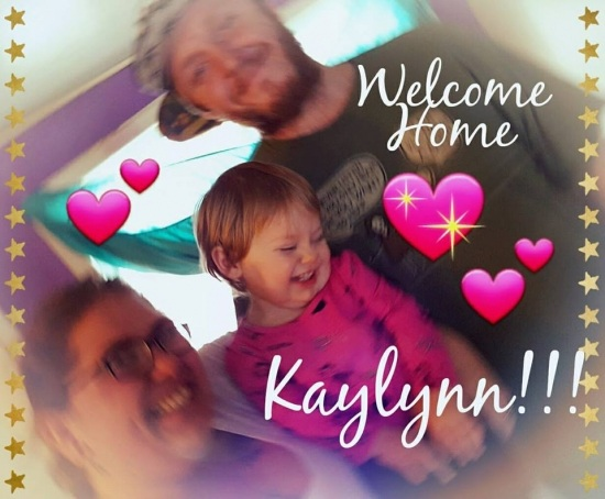 Kitrina WelcomeHomeKaylynn