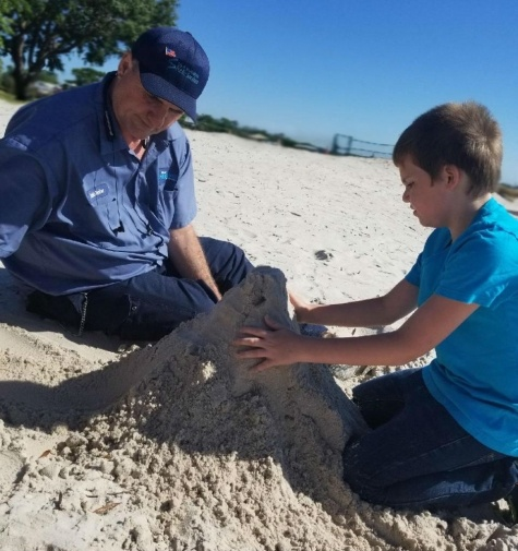 Headley sand