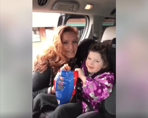 Tara and daughter