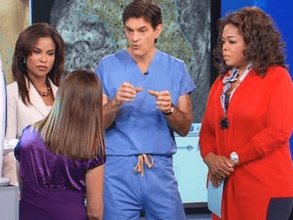 dr. susan dr. oz oprah