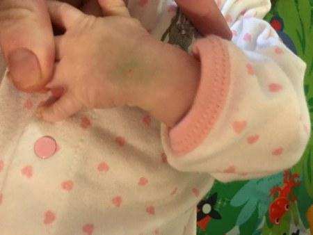Guskin baby hand