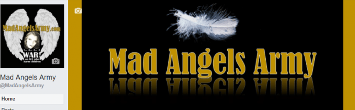 Mad Angels Army FB page