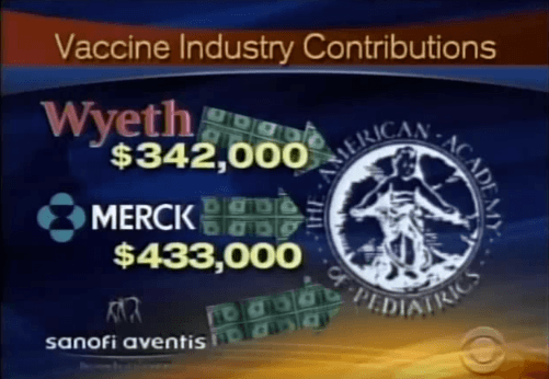 Merck contributions to AAP