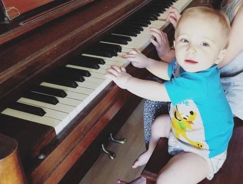 Bri Meissinger Keaton piano