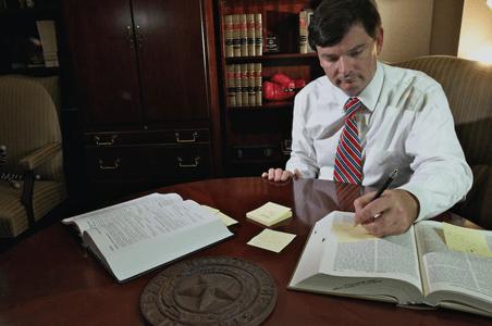 Judge Mike Schneider