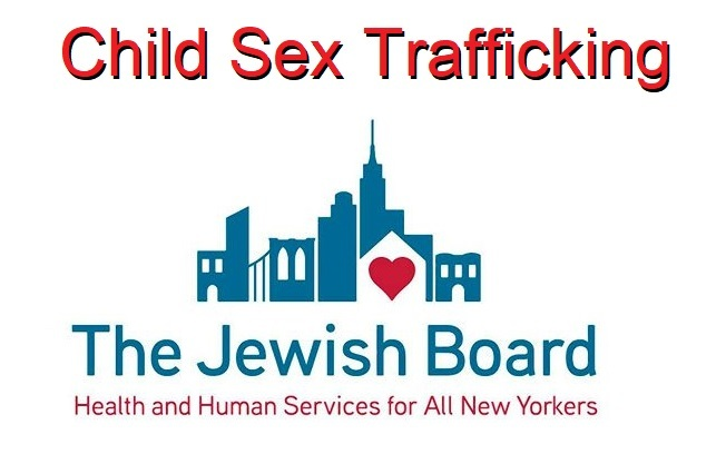Jewish Board Child Sex Trafficking