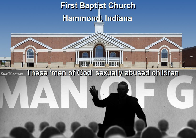 first baptist church hammond indiana sex abuse