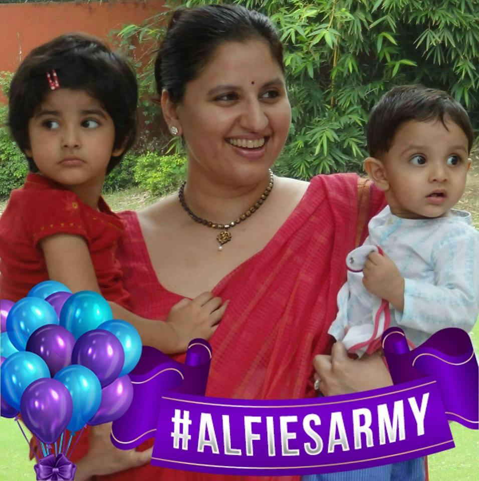 Alfies army
