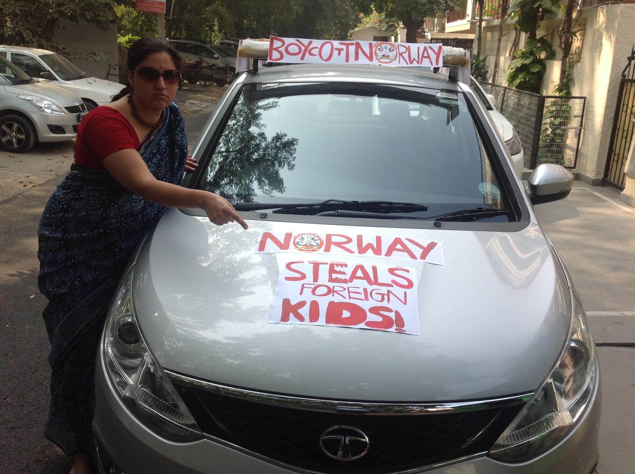 norway steals kids