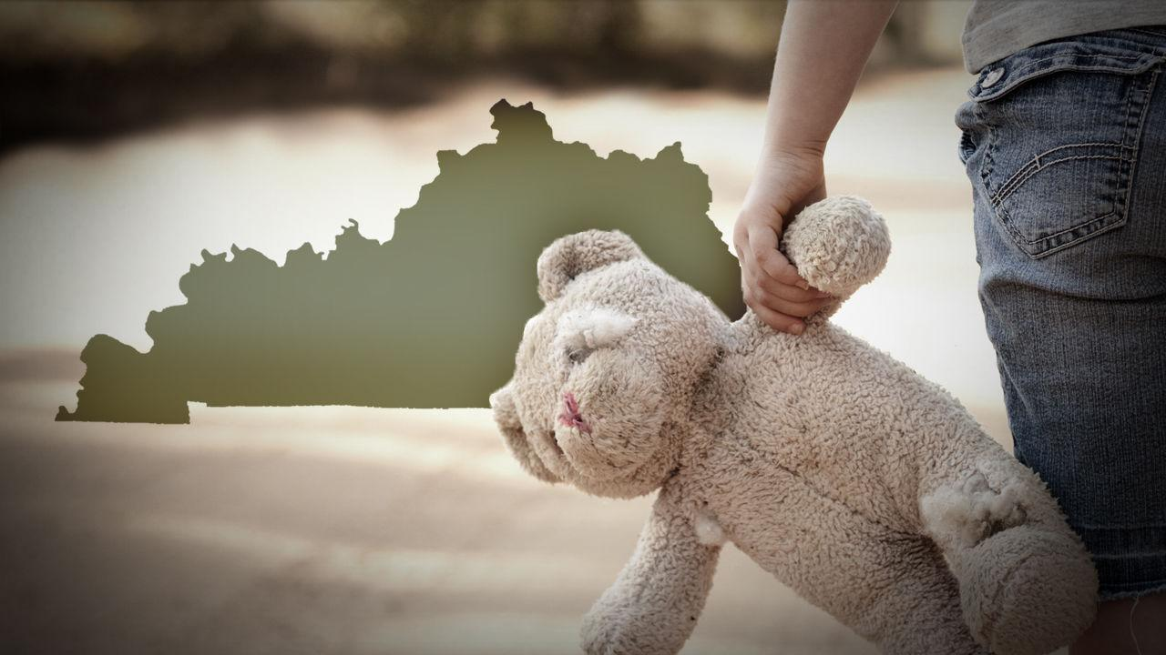 kentucky child teddy bear